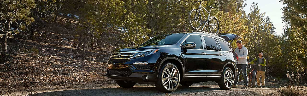 Hitting the road? We'll get your Honda ready for warm weather road trips!
